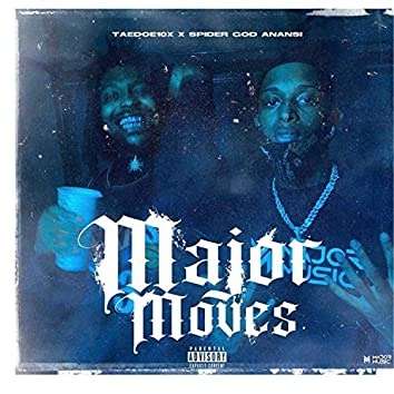 Major Moves (feat. Spider God Anansi)
