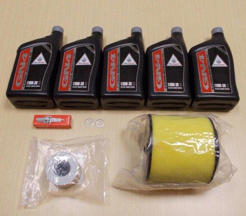 New 2005-2014 Honda TRX 500 TRX500 Rubicon ATV OE Complete Service Tune-Up Kit