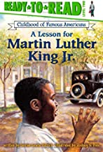 a lesson for martin luther king jr book