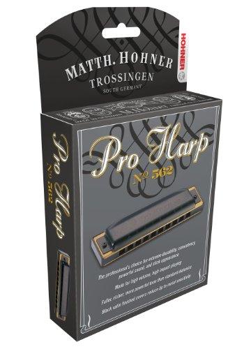 Hohner 562bx-c Pro Harp Armónica, clave de C