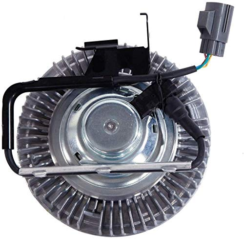 Electronic Radiator Cooling Fan Clutch Fit For 2003-2009 Dodge Ram 2500/3500 6.7L 5.9L 55056990AC