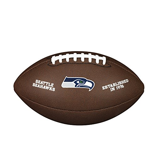 WILSON Unisex-Adult NFL Bild