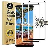 【2 Pack】Galaxy S8 Plus Screen...