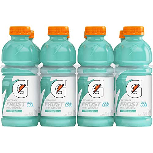 Gatorade Thirst Quencher, Frost Arctic Blitz, 20 Ounce