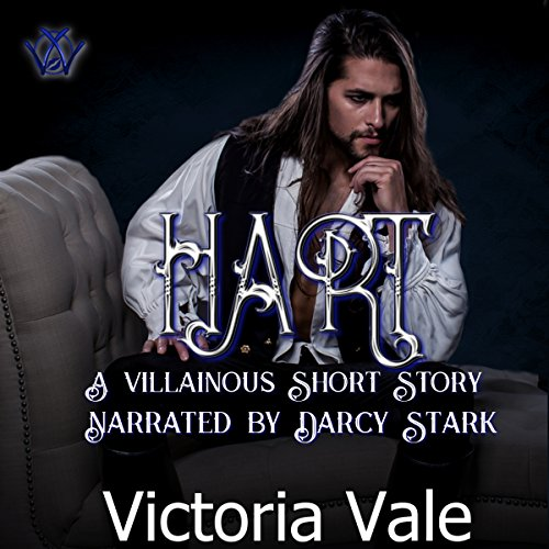 Hart: A Villainous Short Story audiobook cover art