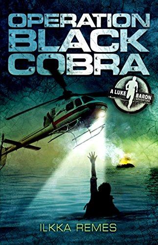Operation Black Cobra (Luke Barron)