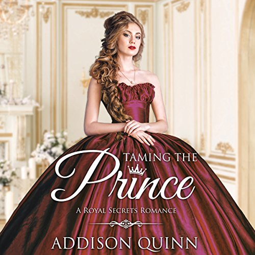 Taming the Prince audiobook cover art