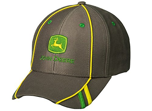 John Deere Florida Baseball Cap - Grey