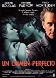 Un Crimen Perfecto Blu-Ray [Blu-ray]
