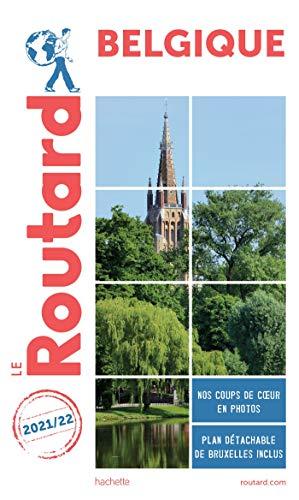 Guide du Routard Belgique 2021/22