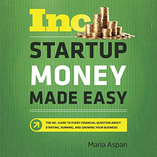 Startup Money Made Easy Titelbild