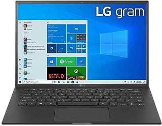 LG Gram 14Z90P-G Ultra Light Weight Laptop,IntelCore i7-1065G7, 14Inch,1TB SSD,16GB RAM,Iris® Plus Graphics,Win10 Home,Bla...