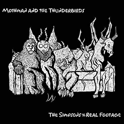 Mothman and the Thunderbirds