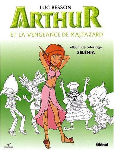 Arthur et la vengeance de Maltazard - Coloriage 2