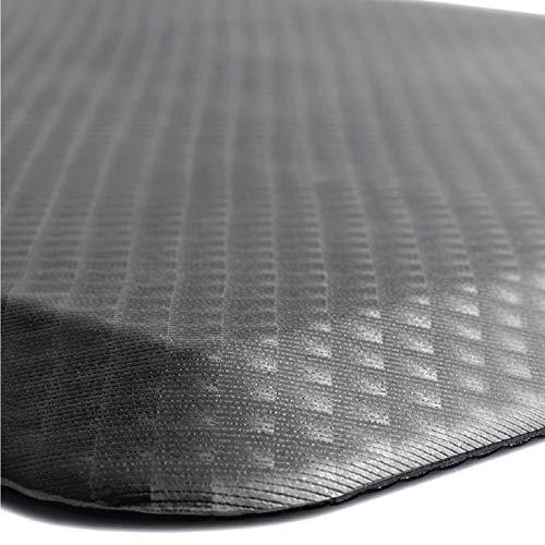 Kangaroo Original Standing Mat Kitchen Rug, Anti Fatigue Comfort Flooring, Phthalate Free, Commercial Grade Pads, Ergonomic Floor Pad for Office Stand Up Desk, 32x20, Gray
