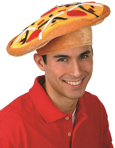 Jacobson Hat Company Adult Pizza Hat