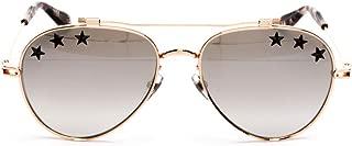 GV7057 DDB Gold/Copper STARS Pilot Sunglasses Lens Category 3 Size 5
