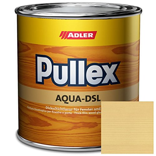 Pullex Aqua-DSL 750ml Hanf Holzlasur Dickschichtlasur Fensterlasur