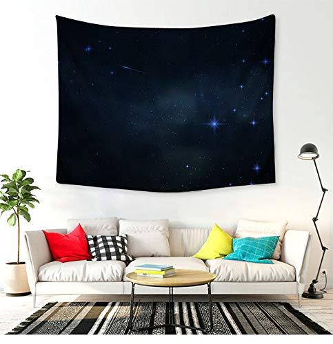 KHKJ Caliente Constelación Luna Tapiz Impresión Colgante Imagen Mantel Toalla de Playa decoración de la Pared Paño Decorativo A1 200x150cm