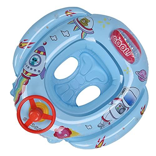 Cerchio da Nuoto, Cerchio da Nuoto Gonfiabile Ispessito Bambini Galleggiante Anello da Nuoto per Bambini per godersi Il Divertimento del Nuoto per godersi Il Piacevole Mare