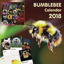 Bumblebee Calendar 2018