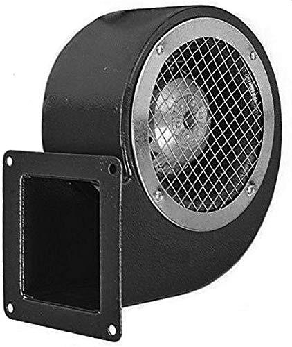 Uzman-Versand SG120E Radialgebläse, Radial Lüfter Ventilator Gebläse Radialventilator Radiallüfter Radiale abluftventilator Motorgebläse Motorlüfter