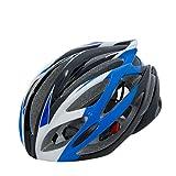Dooxii Adulto Hombres Mujeres Profesional Bicicleta de Montaña Casco de Ciclismo Ligero Ajustable MTB Multiuso Cascos 56-63cm