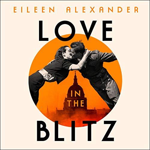 Couverture de Love in the Blitz