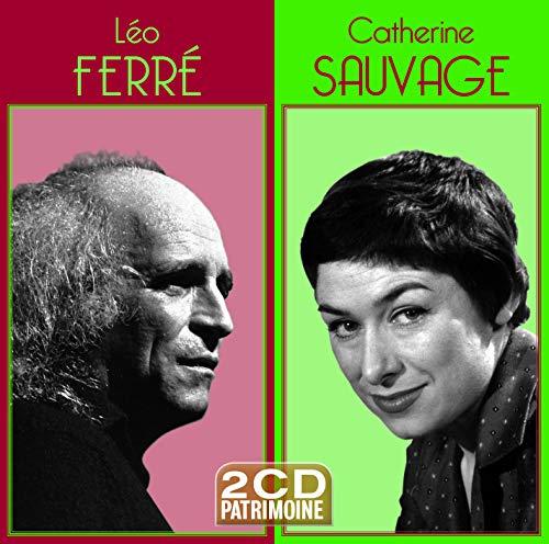 Léo Ferré/Catherine Sauvage (2cd Patrimoine)