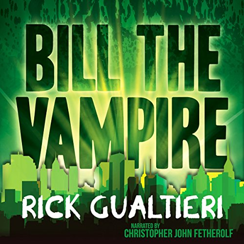 Bill the Vampire audiobook cover art