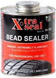 Xtra Seal Tire Bead Sealer 32 oz Black w/Brush Top Can PRO Quart