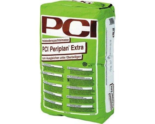PCI PERIPLAN EXTRA STAUBARM Nivelliermasse Bodenausgleichsmasse 25kg