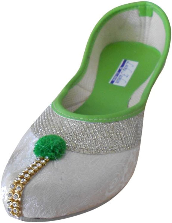 Kalra Creations Mojari Women's Traditional Synthetic Jutti Ethnic shoes