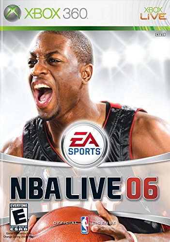 Electronic Arts  NBA Live 06 - Xbox360