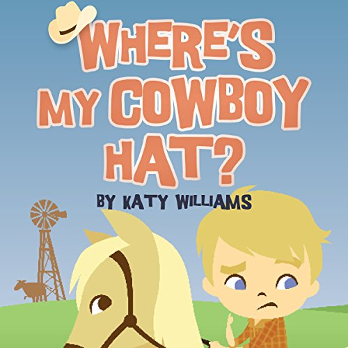 Where's My Cowboy Hat? audiobook cover art