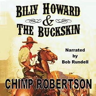 Billy Howard & the Buckskin audiobook cover art