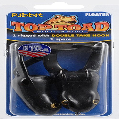 Stanley SRFT2-201 Top Toad Black