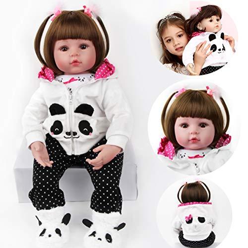 Bébé reborn panda