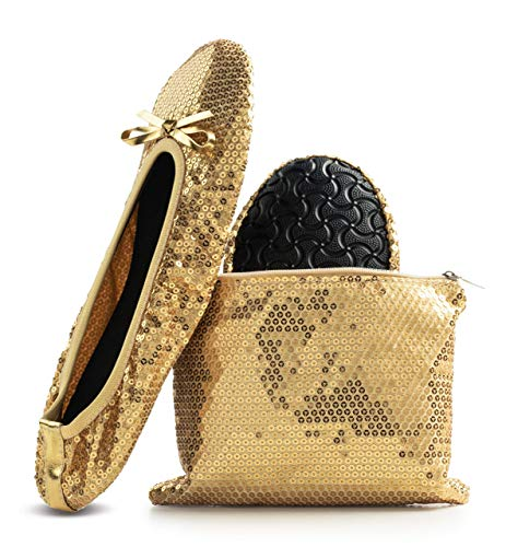 Top 10 best selling list for flat sequin ballet shoes