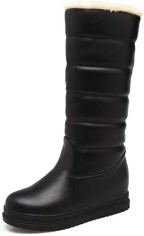 Smart.A Women's Waterproof Down Snow Boot