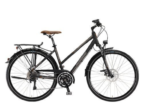 Mod 2013 Winora Jamaica 6.3 Damen Trekkingrad UVP 1299 Euro 30-Gang XT Bike schwarz/anthrazit matt Rahmengrösse siehe Auswahlfeld (Rahmengrösse 44)