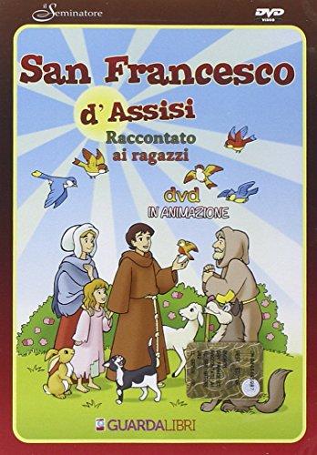 San Francesco D'assisi Raccontato Ai Bambini. DVD. Con Libro