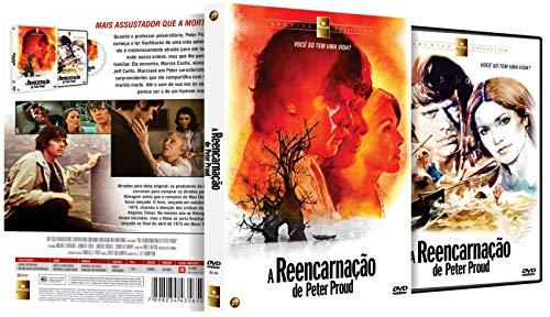 A REENCARNAÇÃO DE PETER PROUD - LONDON ARCHIVE COLLECTION Volume 27