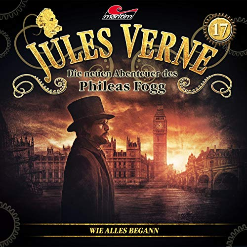 Wie alles begann audiobook cover art