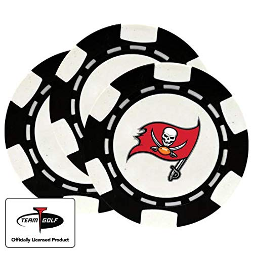 Cheapest Price! Golfballs.com Classic Tampa Bay Buccaneers Poker Chips - 3 Pack