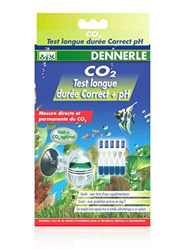 Dennerle CO2 Langzeittest Correct + pH - einfache und exakte Kontrolle des CO2-Gehalts im Aquarium