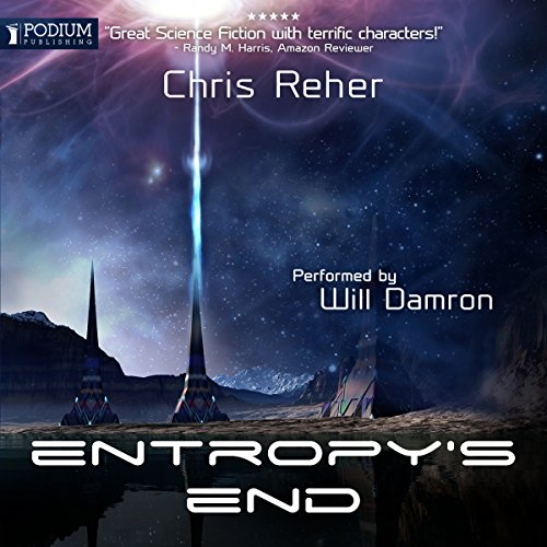 Entropy's End audiobook cover art