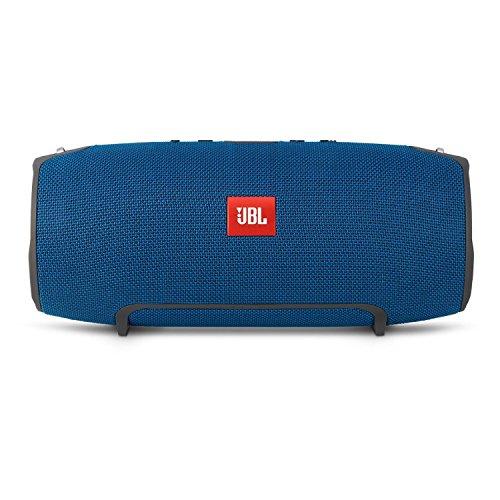 JBL Xtreme Portable Wireless Bluetooth Speaker - Blue - (Renewed)