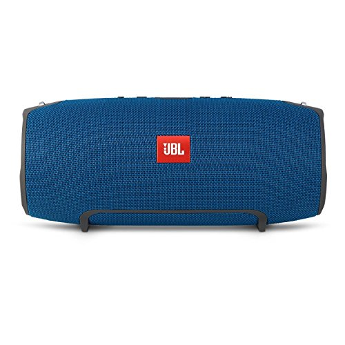 JBL Xtreme Portable Wireless Bluetooth Speaker - Blue - (Renewed)