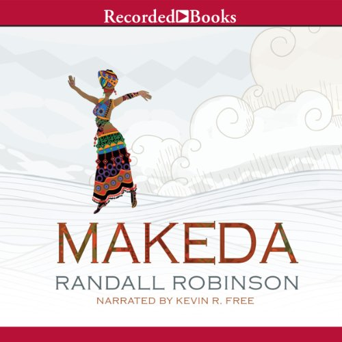 Makeda audiobook cover art